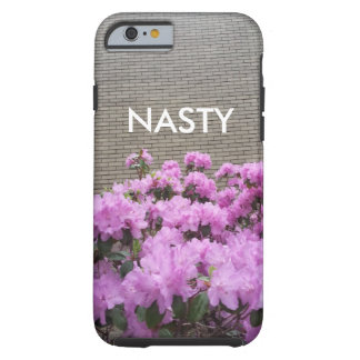 NASTY pink Tough iPhone 6 Case