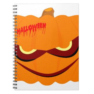 Nasty Pumpkin Notebooks
