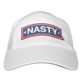 NASTY! Resist Trump! Headsweats Hat