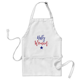 Nasty Woman Gifts Standard Apron