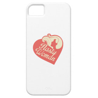 Nasty Woman iPhone 5 Cover