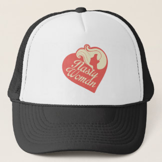 Nasty Woman Trucker Hat