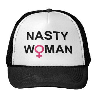 Nasty woman vote hat