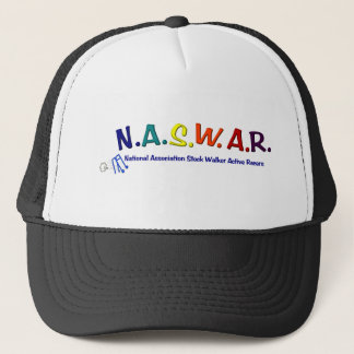 NASWAR - Senior Walker Racing Trucker Hat