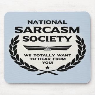 Nat' Sarc' Soc' -Hear Mouse Pad