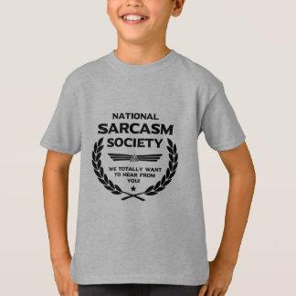 Nat' Sarc' Soc' -Hear T-Shirt