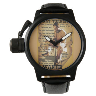 Nat Turner Men's Fashion Watch