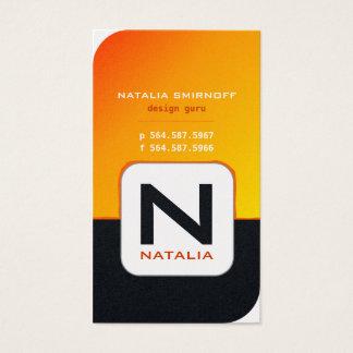 Natalia's Business Cards