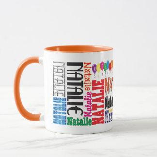 Natalie Coffee Mug