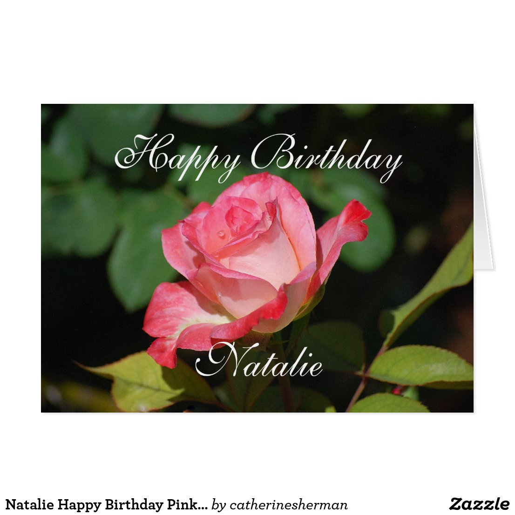 Happy Birthday Pink Cake Pic