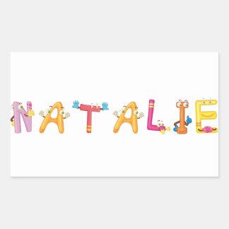 Natalie Sticker