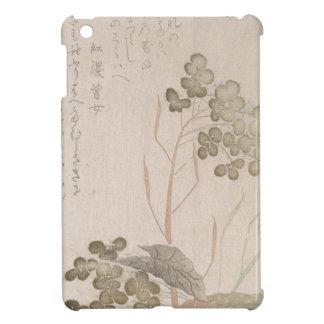 Natane Flower - Japanese Origin - Edo Period iPad Mini Cover