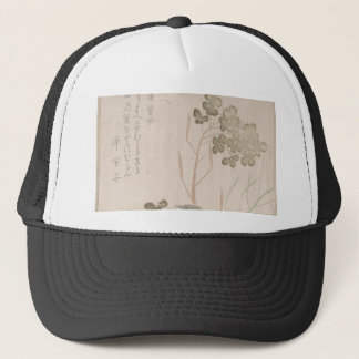 Natane Flower - Japanese Origin - Edo Period Trucker Hat