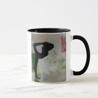 Natarajasana Yoga Girl - Mug