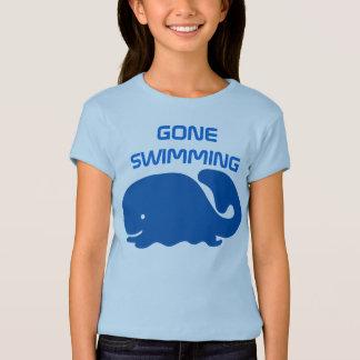 Natation allée t-shirt