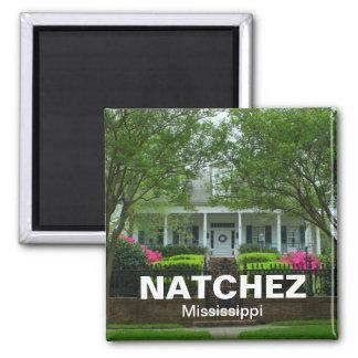 Natchez, Mississippi Antebellum vacation souvenir Magnet
