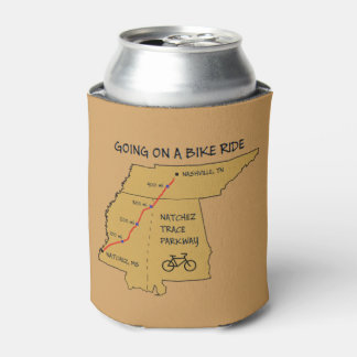 Natchez Trace Can Cooler