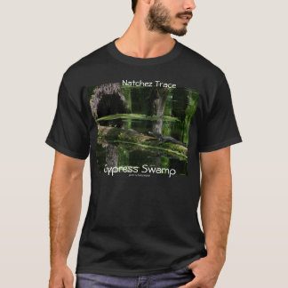 Natchez Trace Cypress Swamp T-Shirt