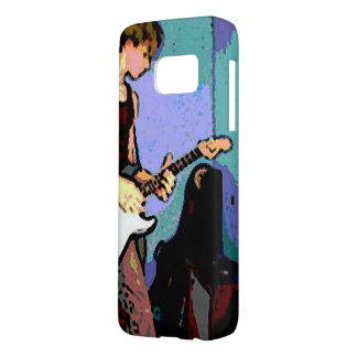 Nate and Guitar Go Funky Samsung Galaxy S7 Case