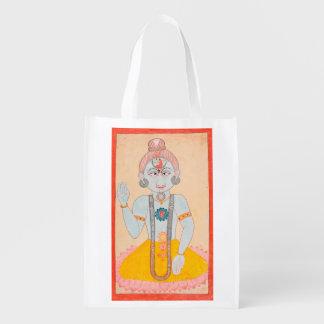 Nath Yogi reusable bag Market Tote