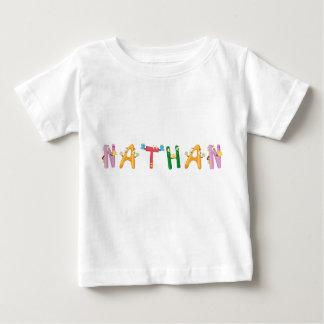 Nathan Baby T-Shirt