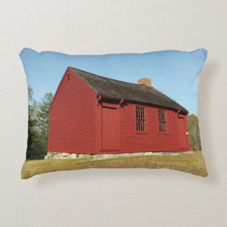 Nathan Hale Schoolhouse (East Haddam) Accent Pillow