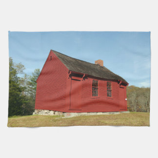 Nathan Hale Schoolhouse (East Haddam) Kitchen Towel