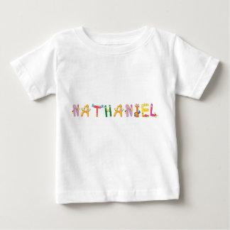 Nathaniel Baby T-Shirt