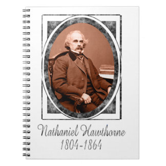 Nathaniel Hawthorne Notebook