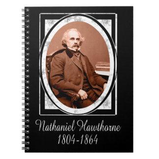 Nathaniel Hawthorne Spiral Notebooks