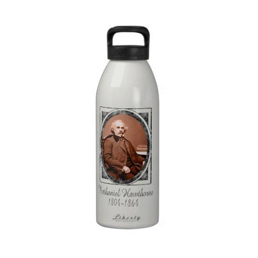 Nathaniel Hawthorne Water Bottle