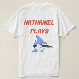 Nathaniel Plays Merchandise Value T-Shirt