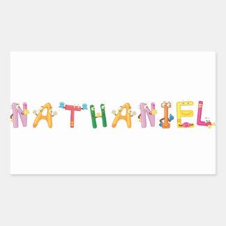 Nathaniel Sticker