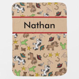 Nathan's Cowboy Blanket