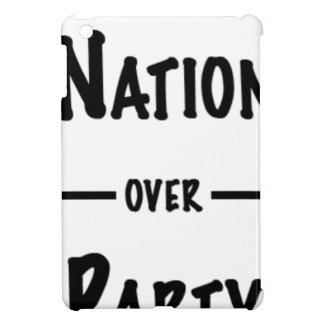 Nation over Party gift collection Cover For The iPad Mini