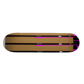 Nation: Space 002-B-2011 Skate Deck