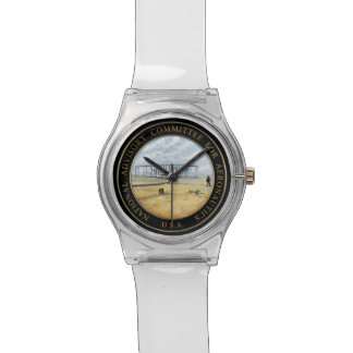 National Advisory Committee for Aeronautics Logo Wristwatches