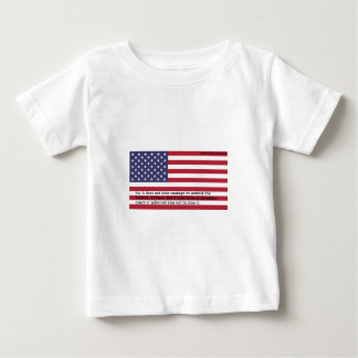 National Anthem Protests Baby T-Shirt