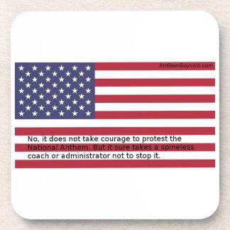 National Anthem Protests Coaster