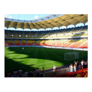 National Arena in Bucharest Postcard