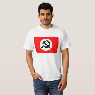 National Bolshevik Party Flag T-Shirt