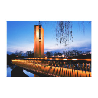 National Carillion Wrapped Canvas Stretched Canvas Prints