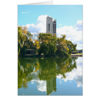 National Carillon - Canberra Greeting Card