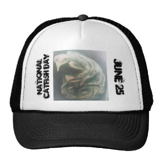 National Catfish Day Mesh Hats