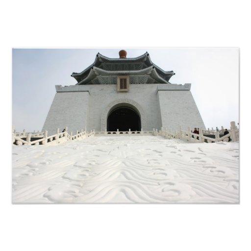 National Chiang Kai-shek Memorial Hall, Taipei Photo Art