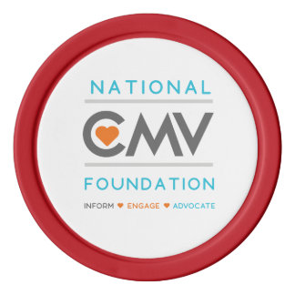 National CMV Poker Chips