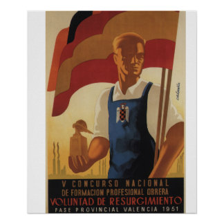 National competition for_Propaganda Poster