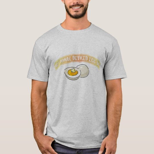 NATIONAL DEVILED EGG DAY T-Shirt