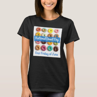 National Donut Day T-Shirt
