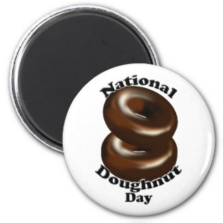 National Doughnut Day Magnets